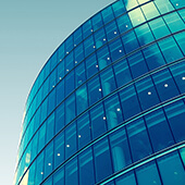 SolarVue Glass Solutions Provides Medium solar control and a neutral, low-reflective appearance in a range of colours